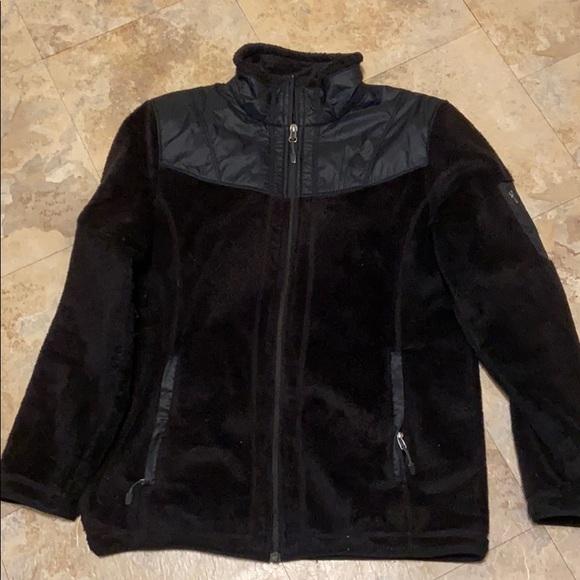 Nike Jackets & Blazers - Nike fleece jacket medium
